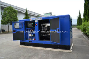 Silent Lovol Diesel Generating Set pictures & photos
