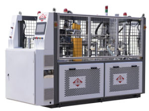 High Speed Ripple Paper Cup Machine pictures & photos