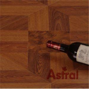 HDF 12mm Parquet Laminate Flooring (6902) pictures & photos