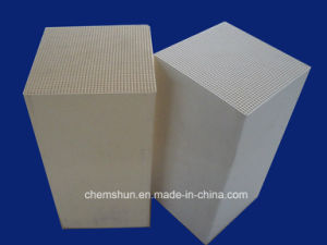 Cordierite Honeycomb as Catalyst Support and Heat Exchange Media pictures & photos