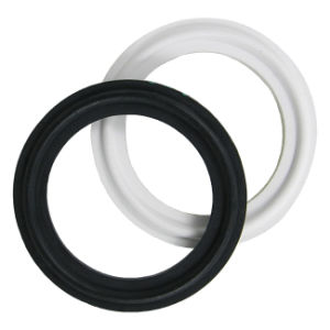Custom Sanitary Tri-Clamp Gasket pictures & photos