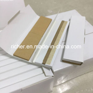 Richer Brand King Size Slim +Tips Rolling Paper pictures & photos