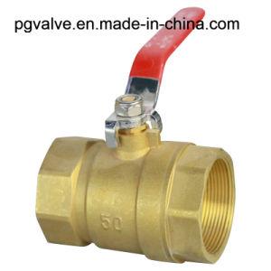 BSPT Pn16 Brass Ball Valve