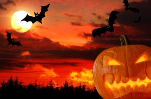 Halloween Gifts Customized, Halloween Decoration Painting pictures & photos