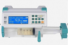 Stackable Syringe Pump with Drug Library Wth CE and ISO pictures & photos
