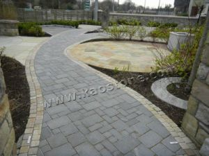 Blue Stone Antique Paving for Pathway pictures & photos