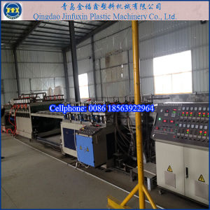 PVC Skinning Foam Plate Extrusion Production Line pictures & photos