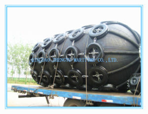 Pneumatic Fenders for Ship Docking