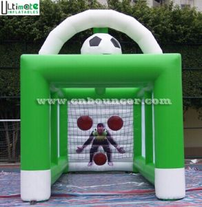 Commercial Grade Inflatable Football Goal