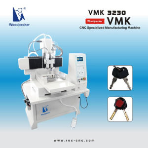CNC Keys Making Machine (VMK-3230)