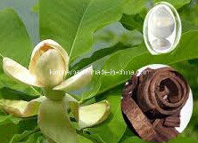High Quality Magnolia Bark Extract; Honokiol and Magnolol 10% to 98%, pictures & photos