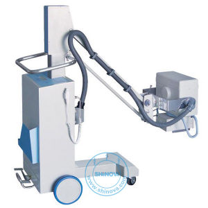 Veterinary High Frequency Mobile X-ray Machine (MX100) pictures & photos