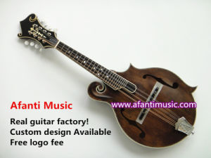 Ao Oil Finish Solid Top Mandolin (AM-F90DF) pictures & photos