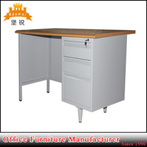 Metal School Desk with Drawer Cabinet pictures & photos