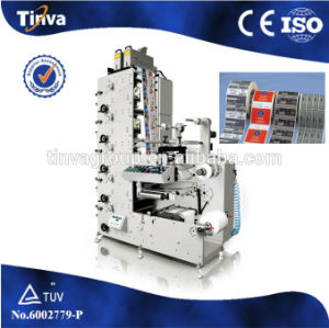 Rfry Automatic Flexographic Label Printing Machine pictures & photos
