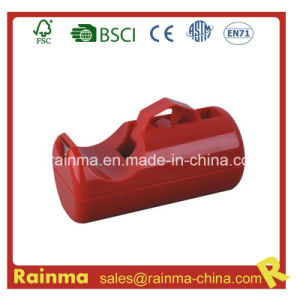 Red Color Desk Tape Dispenser pictures & photos