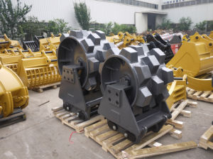 Compactor Wheel Fit for 5-30t Excavator pictures & photos