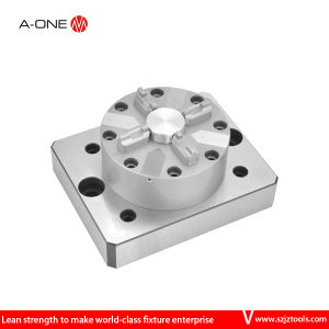 a-One Erowa Its 4 Jaw CNC Pneumatic Chuck for CNC Machine pictures & photos