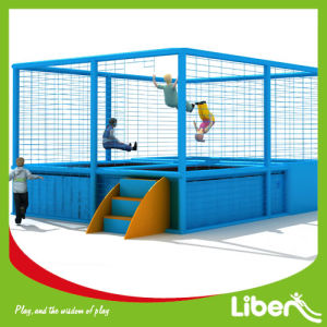 Kids Indoor Park Trampoline with Foam Pit pictures & photos