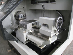 Ce Bench Purpose Metal Lathe Cutting Machine CNC Lathe pictures & photos