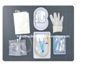 Disposable Urethral Catheterization Kit for Surgical Use pictures & photos