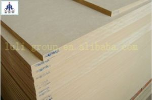 12mm 16mm 18mm 1220*2800 Plain MDF Board pictures & photos