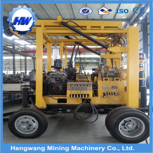 230m Truck Trailer Mounted Water Well Drilling Rig for Sale pictures & photos