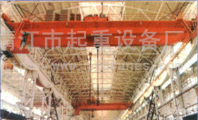 20/5t General Purpose Electric Lifting Overhead Crane (Model QD)