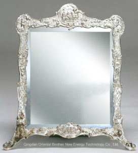 4mm Decorative Clear Antique Silver Mirror pictures & photos