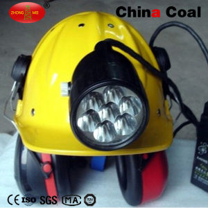 (BSM2) Miner Personal Protective Helmet with Flashlight Clip pictures & photos