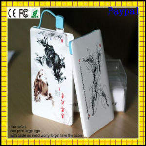 Company Gift Ultra Thin Power Bank 2200mAh (GC-P112) pictures & photos