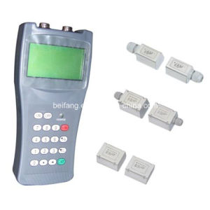 Handheld Ultrasonic Flow Meter (Clamp-on) pictures & photos