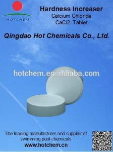 Wholesale of Moisture Absorber Calcium Chloride Tablet pictures & photos