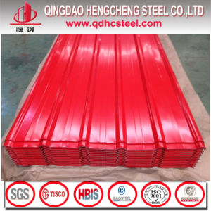 SGCC Color Prepainted Galvanized Roofing Sheet pictures & photos