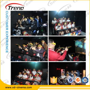 7D Cinema Simulator 7D Theater Equipment Manufacturer in China pictures & photos