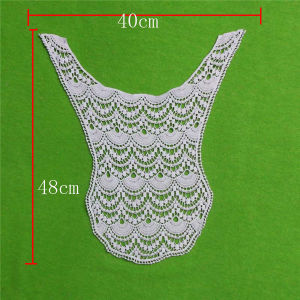 Neckline Cotton Lace Collar (cn138) pictures & photos
