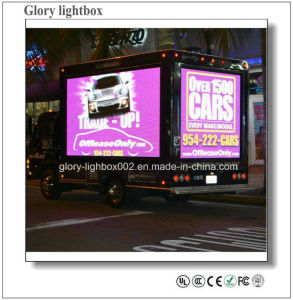 Inside or Outside Advertising Media Display Screen pictures & photos