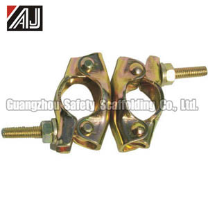 Korean Type Pressed Swivel Coupler, Guangzhou Factory pictures & photos