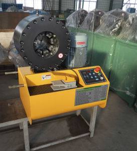 3 Inch Hose Crimping Machine. Chins Leader Supplier. Km-91m pictures & photos