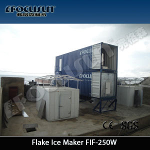 Latest Technology Containerized Flake Ice Plant pictures & photos