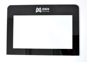 3.2mm Tempered Printing Glass for Touch Screen Panel pictures & photos