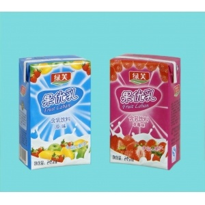 Juice and Milk Packing Cartons pictures & photos