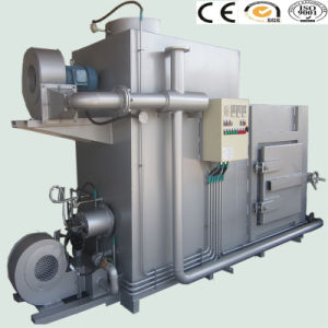 New Type Two-Chamber Medical Waste Incinerator with Ce Recognition pictures & photos