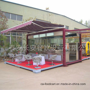 New Container Type Mobile Food Kitchen pictures & photos