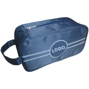 Custom Men Travel Promotion Fashion Nylon Cosmetic Bag pictures & photos