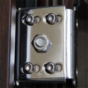 Sc-S094 Factory Price Panel Design Security Iron Door pictures & photos
