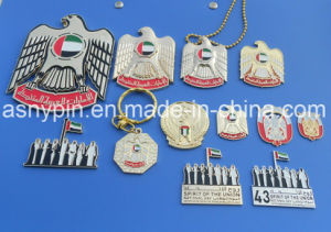 UAE National Day Pins, 43 National Day Gifts (AS-LS-0308002) pictures & photos