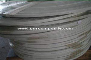 Flexible & High Strength FRP Flat, Flexible Fiberglass Bar, GRP Strip