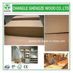 High Grade Cheapest Price Commercial Plywood pictures & photos