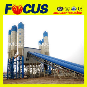 Hzs90 90m3/H Concrete Batching Mixing Station for Sale pictures & photos